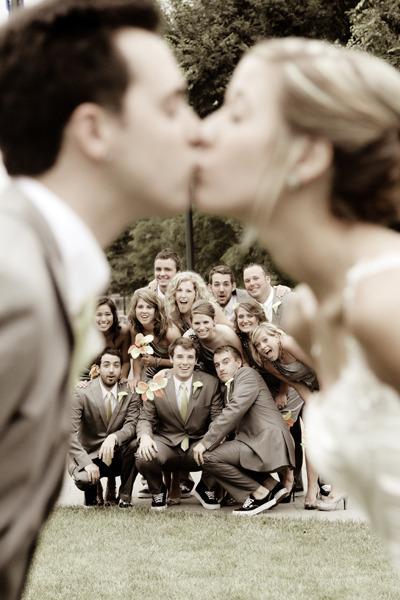 Düğün Fotoğrafı Fikri...