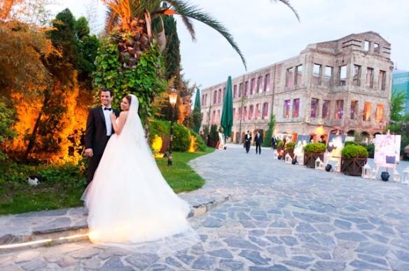 Esma Sultan Düğün Fotoğrafları