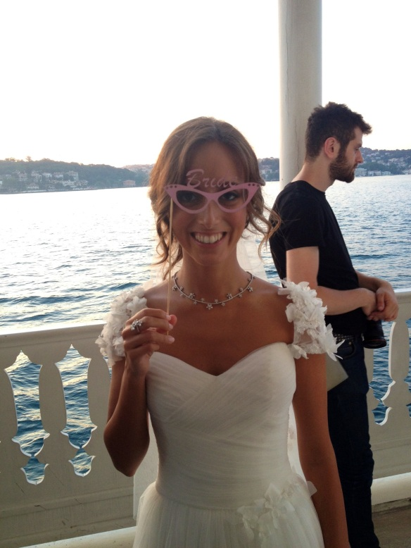 Bride Gözlük