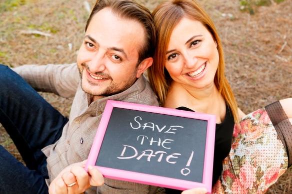 Save The Date Kara Tahta
